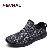 FEVRAL חדש גבוהה איכות זוג נעלי החלקה לנשימה Sneaker לגברים נשים ללבוש עמיד נעליים קל משקל chaussures homme