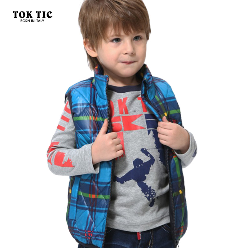 1d08c55dc538 TOKTIC baby boy clothes waistcoat for boy 3 12 age children boys antumn and  winter vest kids zipper casual vest kid clothes-in Vests   Waistcoats from  ...