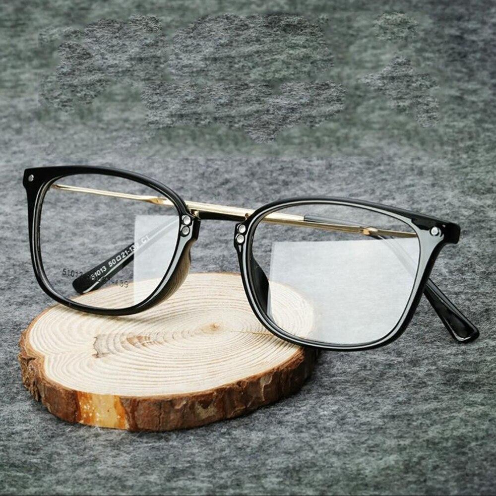 NAHAN Marca TR90 Armações de Óculos Armações de Óculos de Olho para Homens  Mulheres Senhoras De Óculos Moda Simples Espelho óculos de Armação de óculos 418d8dc0b2
