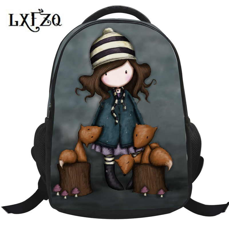 2017 new school bag cute backpack girl Nylon student bag mochilas escolares infantis children school bags for girls Knapsacks ableme new 2017 children schoolbag backpack mochilas escolares infantis large waterproof comfotable children school bag backpack