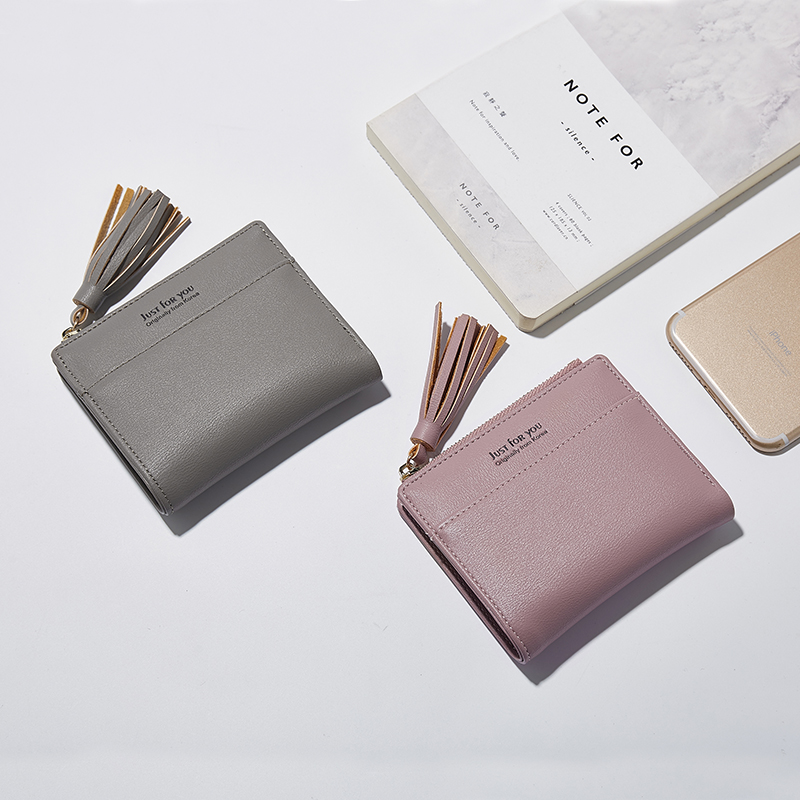 3157 Mini Plånböcker Kvinnor Mode Väskan Racka Purse For Girls - Plånböcker - Foto 2