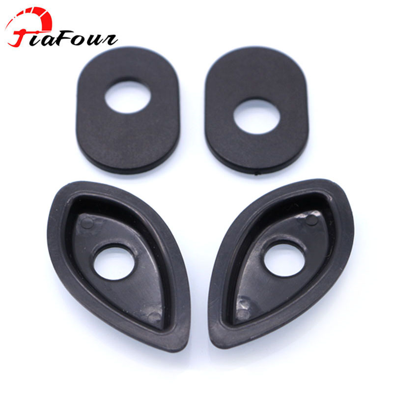 For HONDA CB650F CBR650F GROM MSX 125 NC750X NC750D CTX700DCT CB 500 X CB 500 F Turn Signals Indicator Adapter Spacers