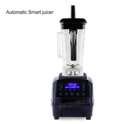 2L 2200w Touchscreen Digital Automatic Smart Timer 3HP BPA FREE Professional smoothies blender mixer juicer food fruit processor