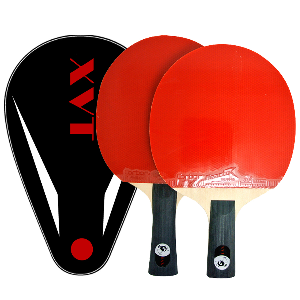 sale ittf approved xvt dragon wood hand assembled table tennis racket table tennis bat ping pong racket send xvt whole cover - Ping Pong Tables For Sale