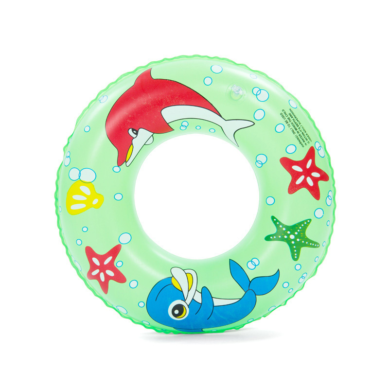 2017 Popular Children S Inflatable Circle For Swimming Pvc