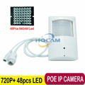 720P poe ip camera Night Vision 940nm infrared ip camera IR POE PIR Style Motion Detector ONVIF IR led MINI IP Camera PoE Motion