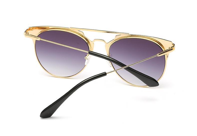 HTB13Eyve2xNTKJjy0Fjq6x6yVXaA - Luxury Vintage Round Sunglasses Women Brand Designer 2018 Cat Eye Sunglasses Sun Glasses For Women Female Ladies Sunglass Mirror
