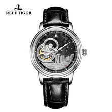 2020 New Reef Tiger/RT Top Brand Designer Watch for Men Women Sapphire Crystal Automatic Watches Unisex Fashion Watch RGA1739 reef tiger rt designer fashion womens watch with white mop dial diamonds automatic watches with calfskin leather rga1550