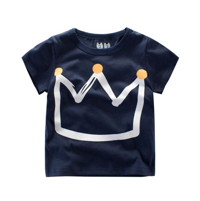 Unisex T-Shirts for Kids with Adorable Cartoony Designs
