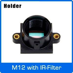 M12 крепление держатель PC + 30% GF с 650nm ИК-фильтр для M12 объектив Поддержка 20 мм Отверстие Расстояние Модуль платы блока программного управления ...