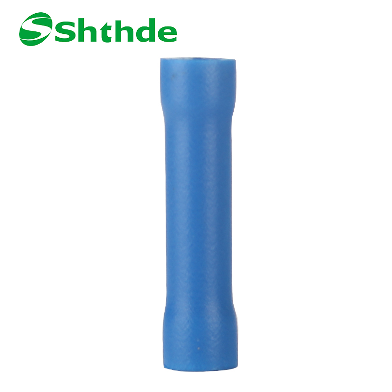 Shthde full insulated connector Heat Shrink Tube Terminal Cold pressed terminal copper material bv2 1.5-2.5mm2 cold cold drainage copper heat phobya xtreme 400 v 2 matt black 2 200mm