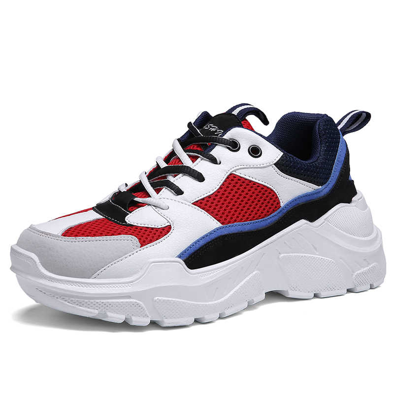 POLALI INS/Винтажные кроссовки для папы 2018 kanye west 700; легкая дышащая мужская повседневная обувь; zapatillas hombre; повседневная обувь; tenis masculino