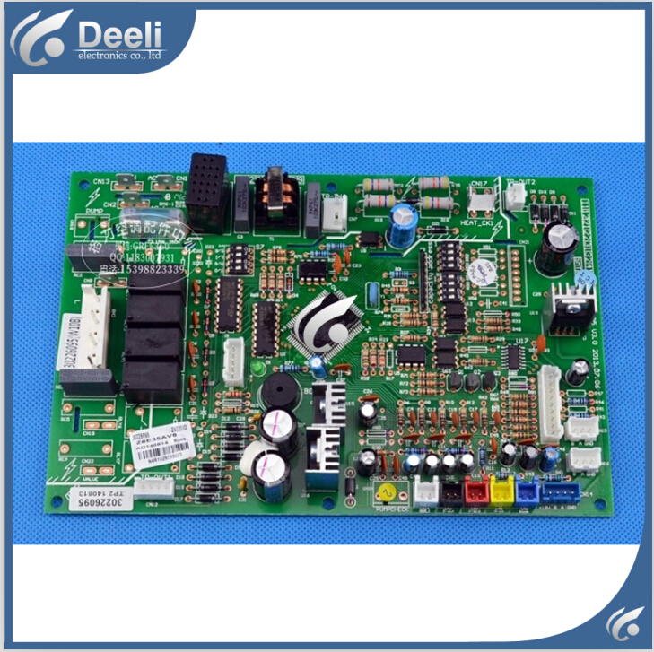 все цены на 95% new good working new for air conditioner air conditioning motherboard 30226095 Z60351D GRZ60-A5 pc board on sale онлайн