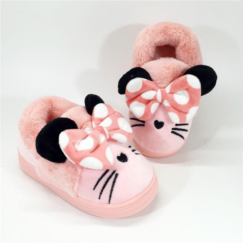 I Da Casa Bambini Caldi Per Con Pantofole Panda Scarpe Kine qAwZt6Uqg