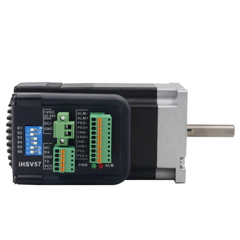 IHSV57 30 10 Integrated AC Servo motor Drive set DC36V 100W 3000RPM 0.29NM Y - 3