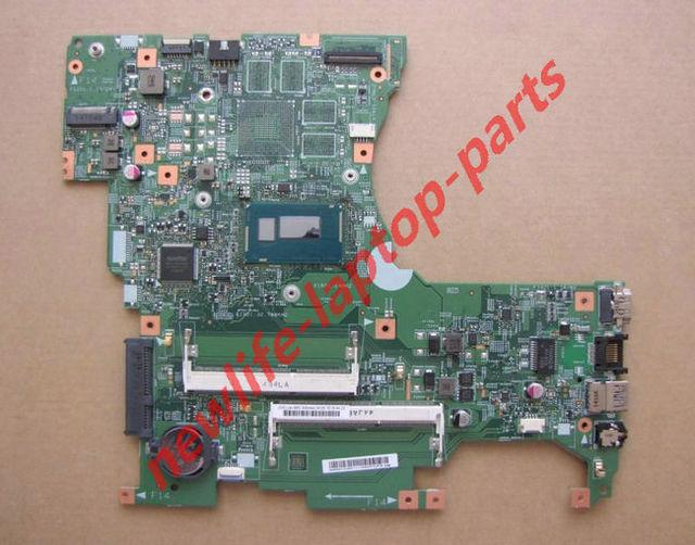 Original para CABO FLEXÍVEL 2-14 motherboard 448.00X01.0011 LF14M MB I5 CPU DDR3 maiboard 100% testado totalmente rápido navio