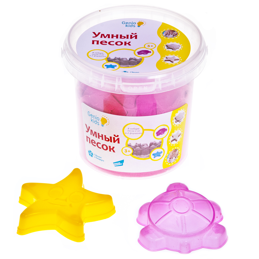 Modeling Clay DREAM MAKERS SSR101 Children creative set Toy Toys Game Games Kids Baby boys girls Stationery Lizun Slime bath toy kurnosiki for girls and boys 25081 toys bag braided baby frog rubber duck