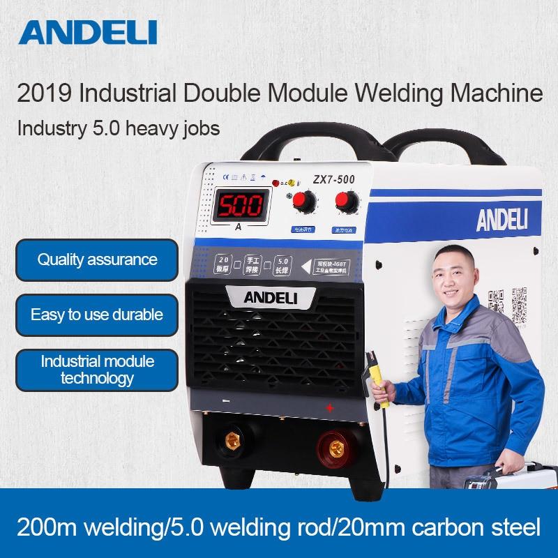 Welding Portable Single -phase Arc Welder Inverter Mma Spot Booglazing Equipment Machine Reverse Heavy Industrial Type Lassen(China)