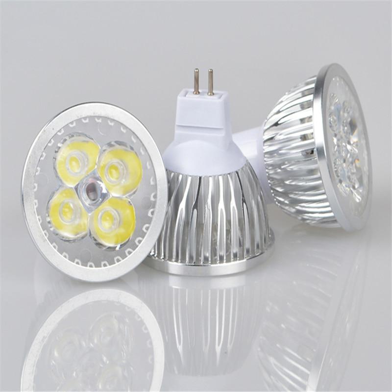high power led spotlight lamp light mr16 12v 9w 12w 15w. Black Bedroom Furniture Sets. Home Design Ideas