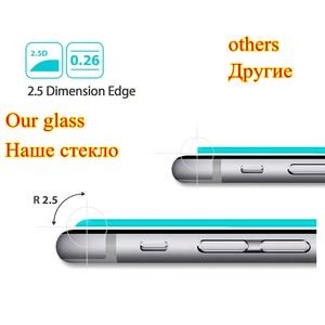 Image 5 - 2 個強化ガラス Huawei 社の名誉 7 スクリーンプロテクターフィルム 9 H 2.5D 強化ガラス Huawei 社の名誉 7 honor7 PLK L01 PLK AL10