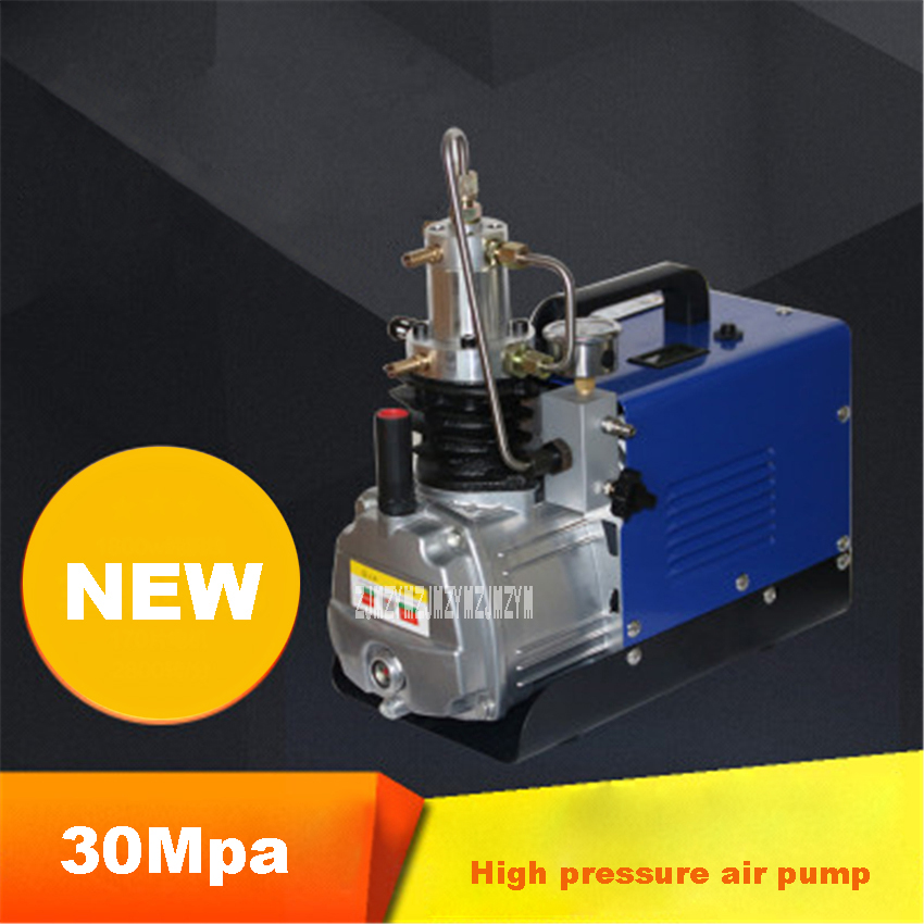 30Mpa High Pressure Air Pump Electric Mini Air Compressor