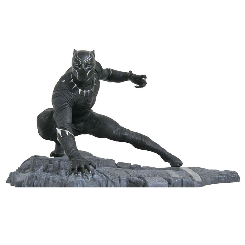Black Panther Action Figures Marvel s The Avengers 3 Infinity War Doll 15cm marvel s the avengers encyclopediа