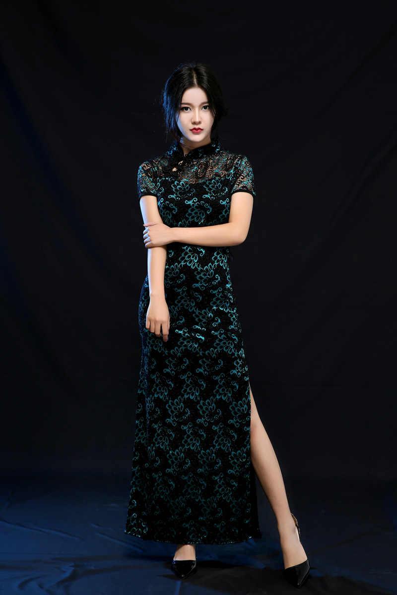 Cheongsam bondage models with you