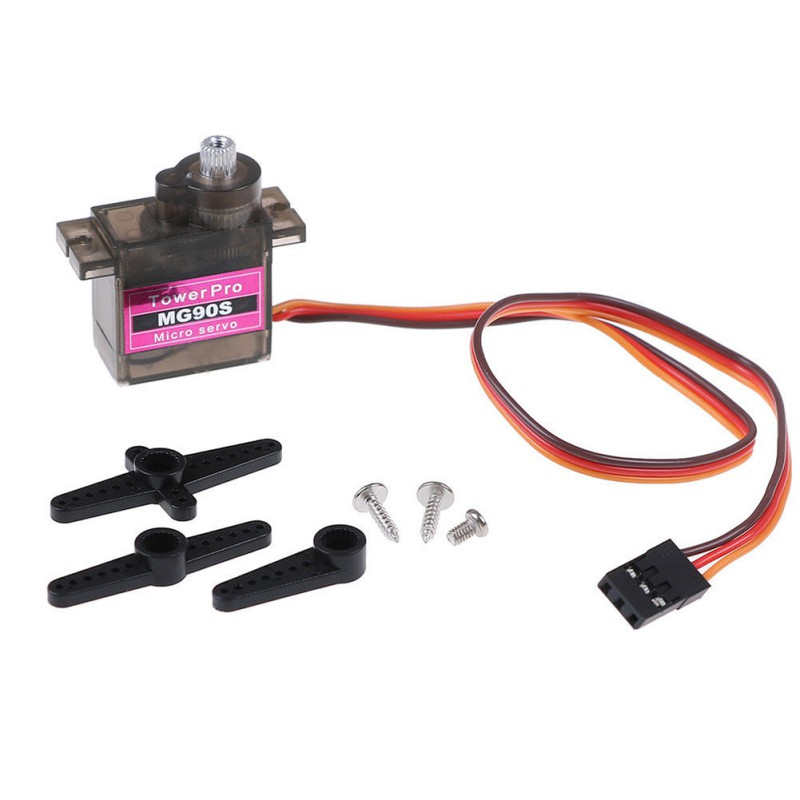 Mg90 90s 9g In Stock Mg90s Metal Gear Digital 9g Servo For Rc Helicopter  Plane Boat Car