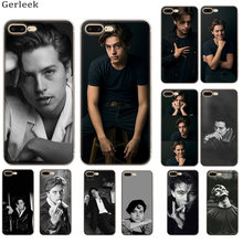 Case Cover For iPhone 5 5s SE 6 6s 7 8 Plus X XS XR Max Cole Sprouse(China)