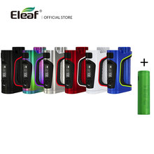 Original Eleaf iStick Pico S Box Mod with 18650 battery Output 100W Wattage VW/Bypass/TC(Ni/Ti/SS/TCR) Mode Electronic Cigarette