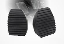 SKTOO Brake Clutch Pedal Pad Rubber Cover For Peugeot 307 308 408 Citroen Sega Triumph