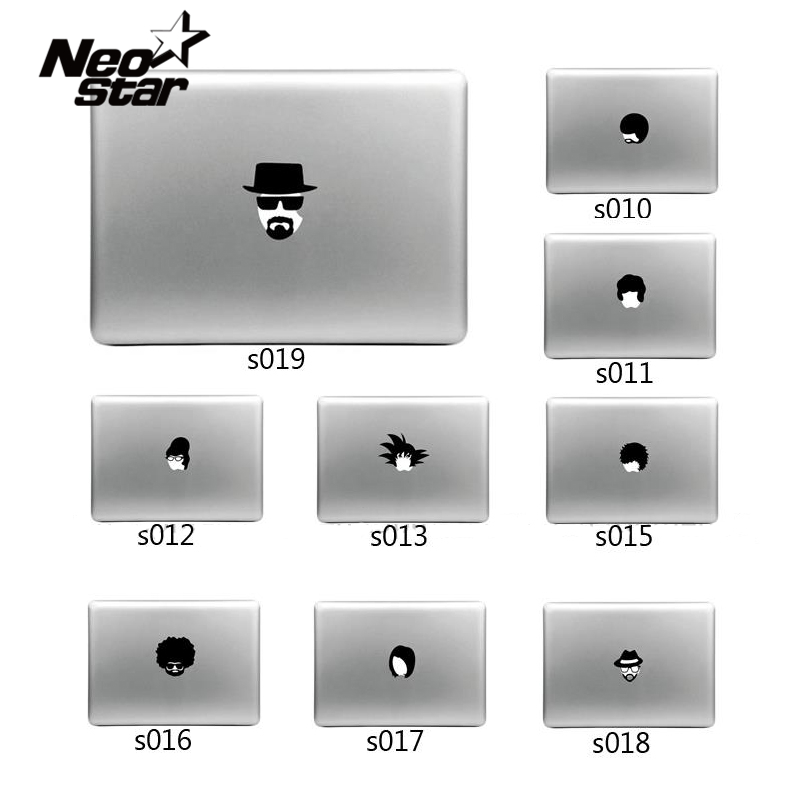 Vinyl Decal Sticker Skin for Macbook Air & Pro 11 13 15 17 / Car / Laptop / Notebook / Chromebook / Table Many Funny Design