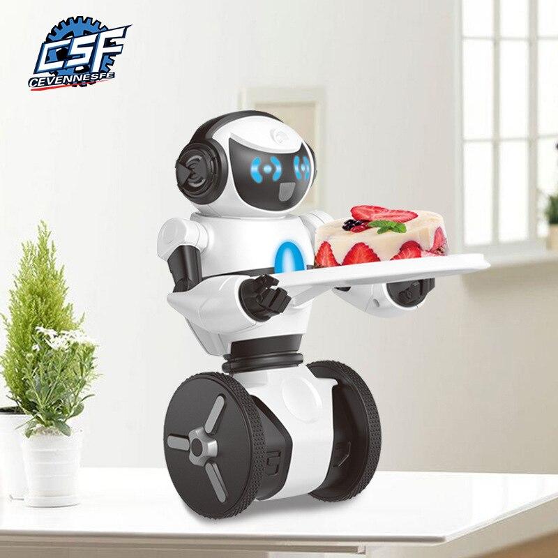 Offres spéciales Robot de contrôle à distance intelligente smart danse Robot rc compatible avec mip électronique jouets Robot chien pour animaux de compagnie interactifs