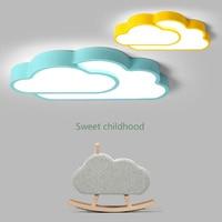 Neue Schöne Sweety Cloud Kreative Decke Licht Für Kinderzimmer Bunte Lampen Schlafzimmer Home Beleuchtung DHL Geben-in Deckenleuchten aus Licht & Beleuchtung bei