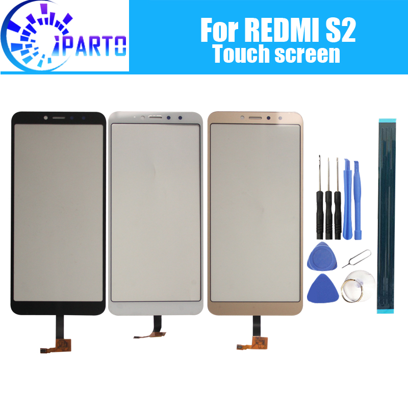 5.99 inch For Xiaomi REDMI S2 Touch Screen Glass 100% Guarantee Original Digitizer Glass Panel Touch Replacement For REDMI S25.99 inch For Xiaomi REDMI S2 Touch Screen Glass 100% Guarantee Original Digitizer Glass Panel Touch Replacement For REDMI S2