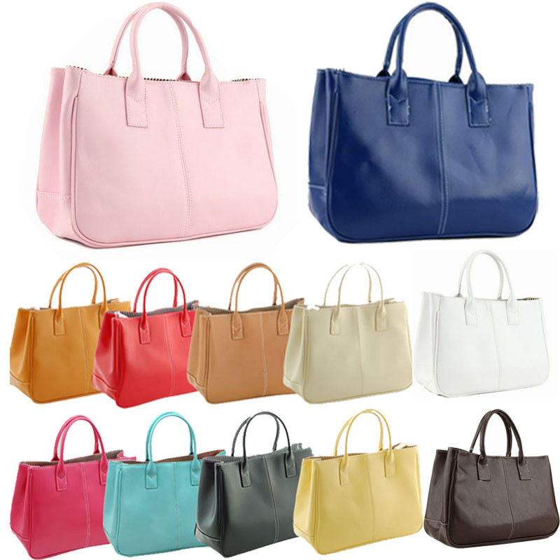 STSR Leather shoulder bag fashion ladies Messenger bag handbag 2019 women's Messenger bag ladies black 32CM*13CM*25CM 1