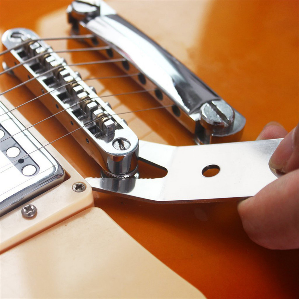 guitar repair tools guitarra part accessories wrench multi functional wrench maintenance and. Black Bedroom Furniture Sets. Home Design Ideas