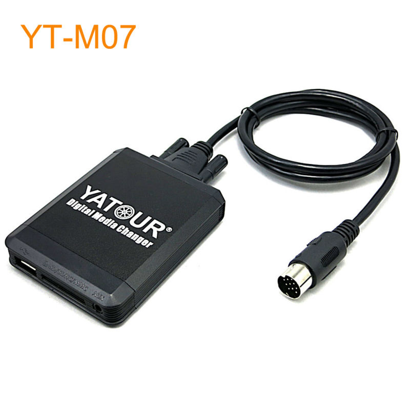 Yatour Car MP3 USB SD CD Changer for iPod AUX with Optional Bluetooth for Hyundai Elantra and for Kia Optima yatour car mp3 usb sd cd changer for ipod aux with optional bluetooth for toyota carina celica coaster highlander land cruiser