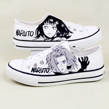 Naruto Hand Painted Shoes (11 colors)