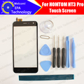 HOMTOM HT3 Pro Digitizer Touch Screen 100% Guarantee Original Glass Panel Touch Screen Digitizer For HT3 Pro Free Shipping