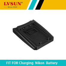 LVSUN ENEL1 EN-EL1 EN EL1 Rechargeable Battery Case Plate For Nikon Coolpix 775 880 885 995 E880 5400 4300 Battery Charger