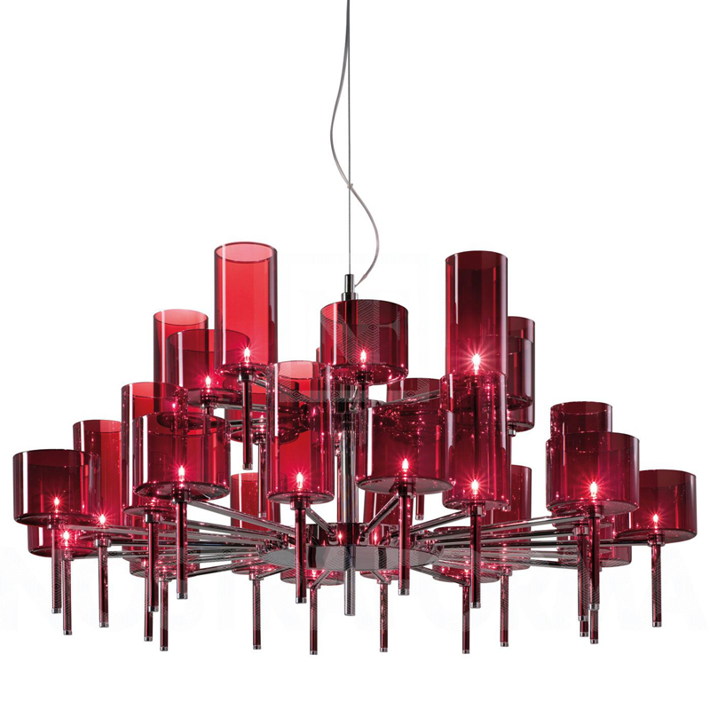 купить Modern Spillray 30 Chandelier Light SP30 By Manuel Vivian of AXO Light dining room luxry Large Glass pendant lamp lighting