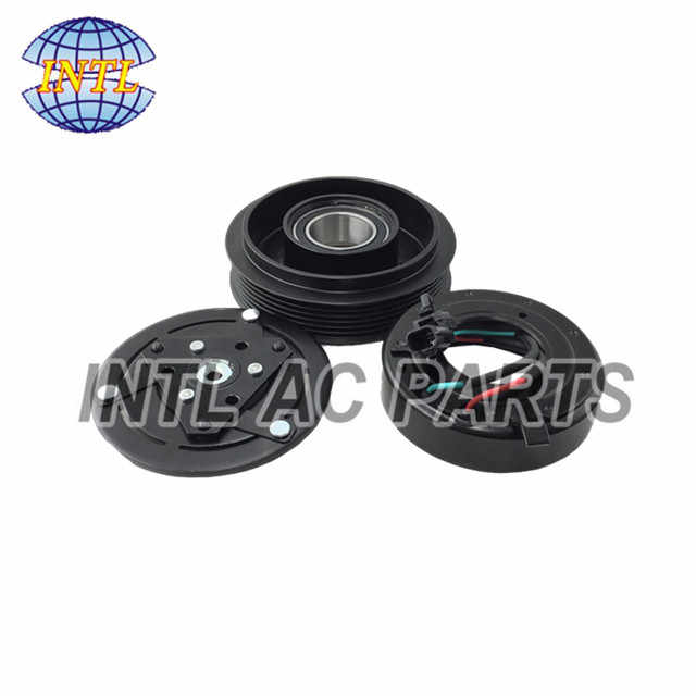 Новый автомобильный Кондиционер ac/муфты компрессора автомобильного кондиционера набор для Ниссан X-Trail T31 92600-JG300 92600-ET82A 92600JG300 92600JG30A