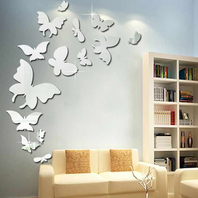 ... Charming Self Adhesive Wall Decoration Sticker Nice Ideas