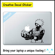 Naruto Kakashi Anime Vinyl Laptop Decal for Apple Macbook