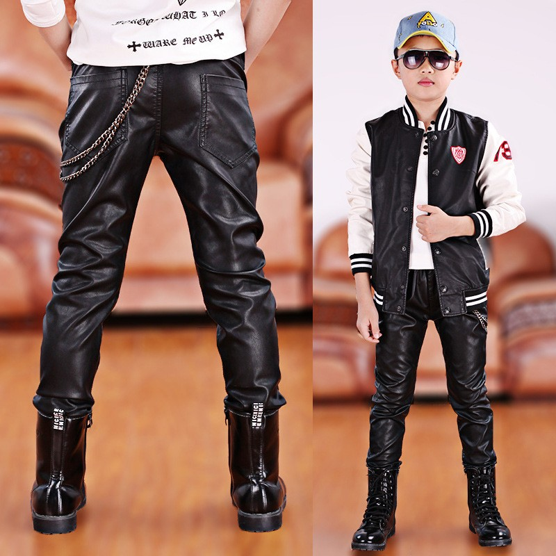 Boys In Leatherpants