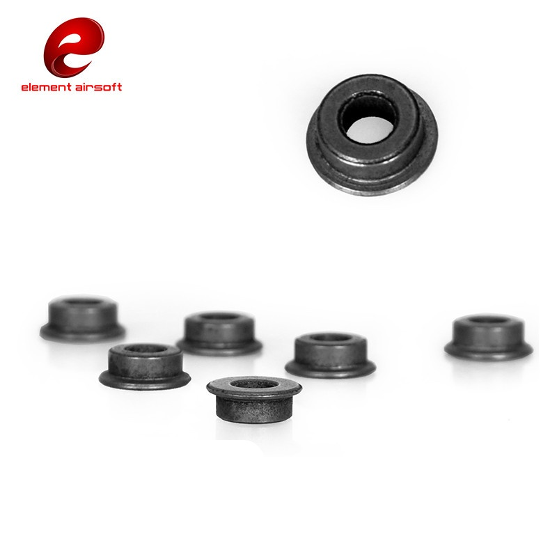 Element Airsoft Tactical Oiliness Bearing Metal 6mm AEG Gearbox IN0202