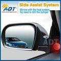 Sistema de Detecção De Ponto cego BSD Sensor de Radar de Microondas Chang Pista LEVOU Luz de Aviso de Alarme Buzzer Condução Segura