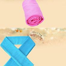 Cooling Performance Towels sports outdoor ice cold scarf sca