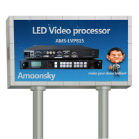 Amoonsky Lvp815 Favourable Price Video Processor Hdmi Matrix Indoor And Outdoor Rental Display